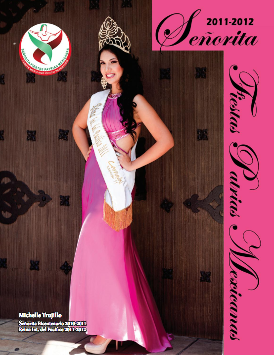 09d505b476 Señorita Fiestas Patrias Mexicanas – Comité Mexicano Cívico Patriótico